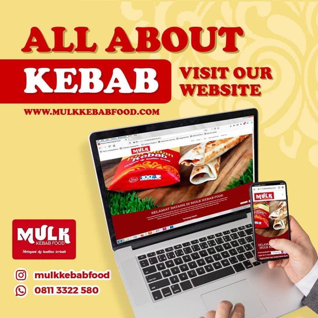 All About Kebab just need 1 Click