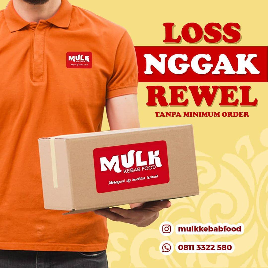 Belanja di Mulk Kebab Food tanpa minimum order!