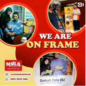 We Are on Frame