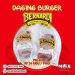 Daging Burger Bernardi
